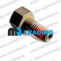 320/05136 Болт JCB Plug idler gear blanking M8x18