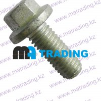 1317/3307Z Болт JCB Bolt flanged M8x25 Flange Reduced Hex