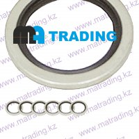 1406/0015 Скрепило JCB Washer Boneded 3-8