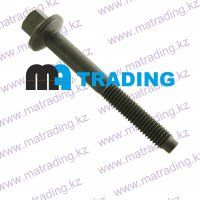 320/07613 Screw pan head M6x12 JCB