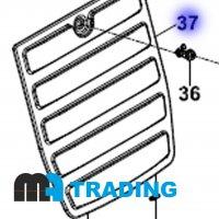 019/23856 Сетка радиатора HIDROMEK