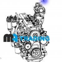 F01/22114 Двигатель HIDROMEK