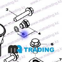 F01/82160 Уплотнительное кольцо HIDROMEK