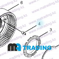226-4370 BOLT-SELF-LOCKING CATERPILLAR
