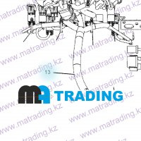 268-7758 HARNESS AS-CONSOLE CAT