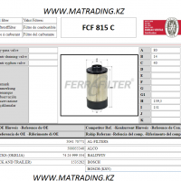 FCF 815 C