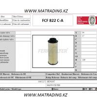 FCF 822 C-A