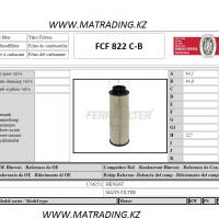 FCF 822 C-B