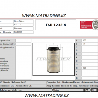 FAR 1232 X